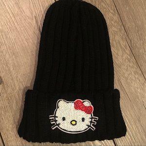 RARE! Vintage Hello Kitty Beanie